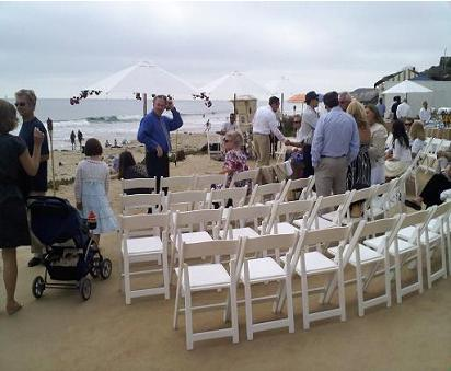 Crystal Cove Beach Wedding