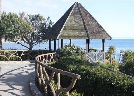 Laguna Beach Gazebo
