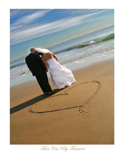 Southern California Beach Weddings