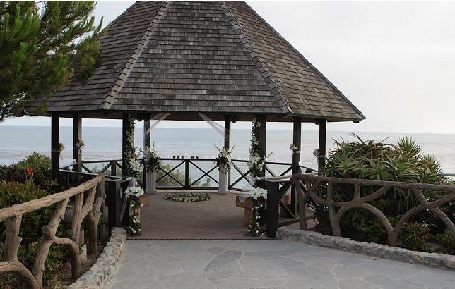Where Kathleen S Wedding Ceremony Will Be In Ca On February 16 2017 Heisler Park Gazebo Laguna Beach Evening Sunset Candlelight 1600 For That