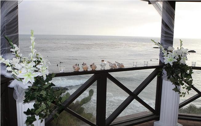 Laguna Beach Gazebo Ocean View