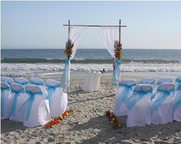 Beach Wedding Packages Southern California