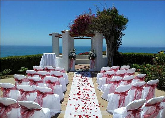Palisades Gazebo Dana Point Wedding