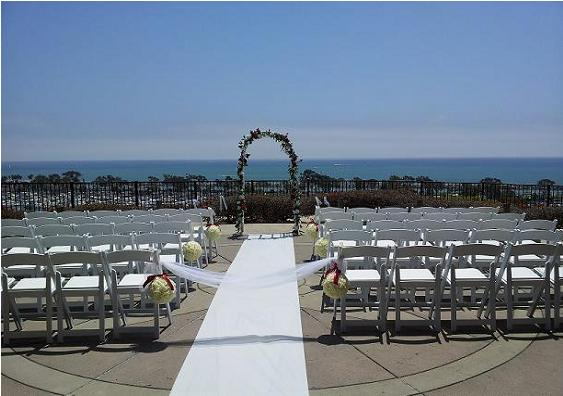 La Jolla Wedding Bowl Amp Ocean View Parks Dana Point San